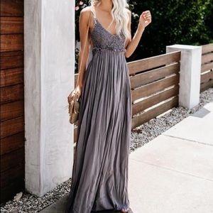 Milana Boho Maxi Dress from Vici